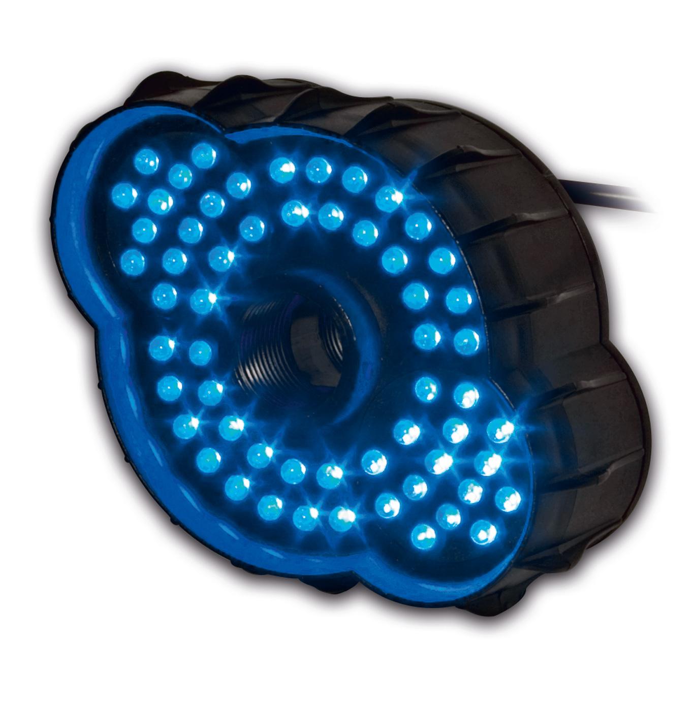 Fontänenbeleuchtung LEDPond P-58 (58LEDs/12V), blau