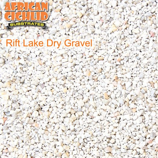Rift Lake Dry Gravel 9,07 kg, Körnung 2,0 - 3,5 mm