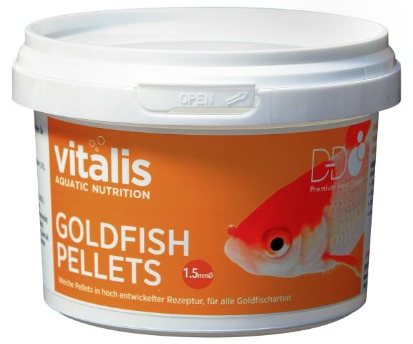 vitalis Goldfish Pellets Ø 1,5mm - 140g