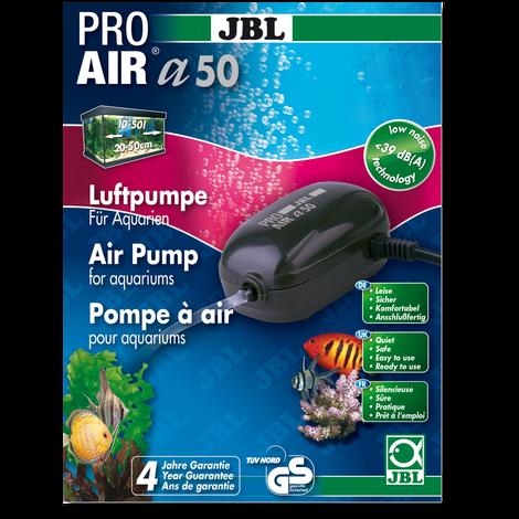 JBL ProAir a50 - Luftpumpe für Aquarien von 10 -50 l