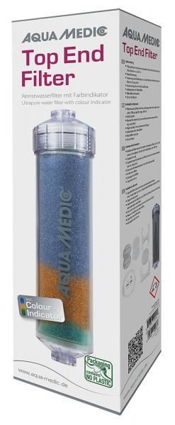 Aqua Medic - Reinstwasserfilter mit Farbindikator / Top End Filter