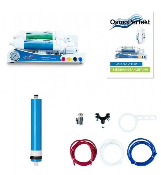 Osmoseanlage OsmoPerfekt Mini plus / 475 Ltr. pro Tag