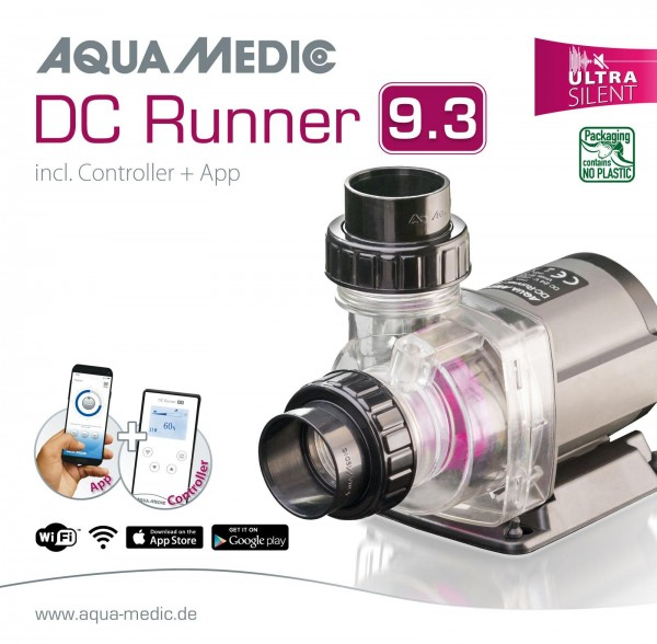 Aqua Medic - DC Runner 9.3 bis 9000 l/Std