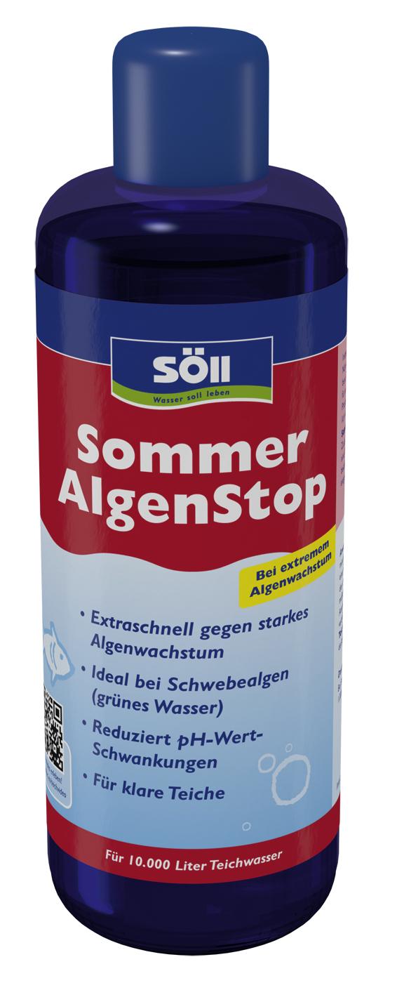 Sommer AlgenStop 500ml