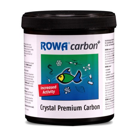 ROWA - ROWAcarbon pelletierte Aktivkohle 450g