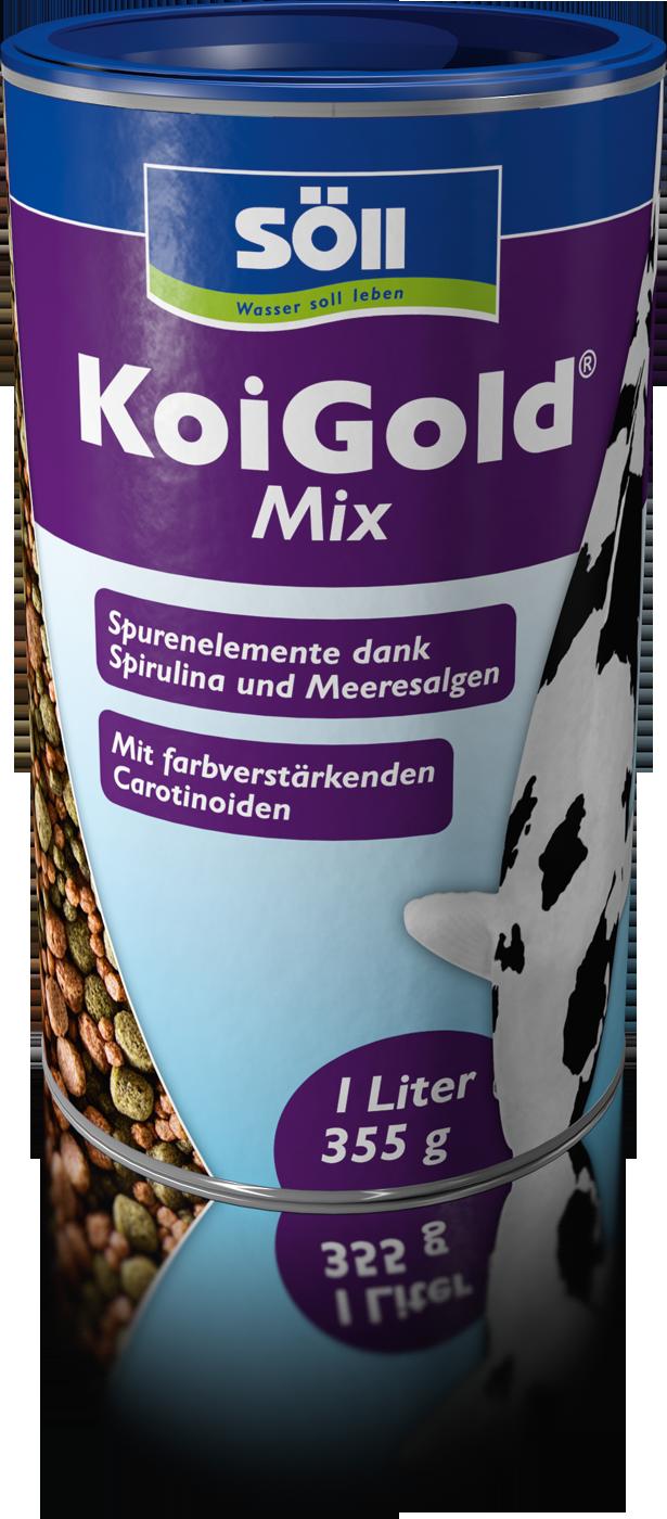 KoiGold Mix 1 Liter