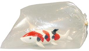 Fischtransportbeutel - 330 x 600 mm 500 Stück