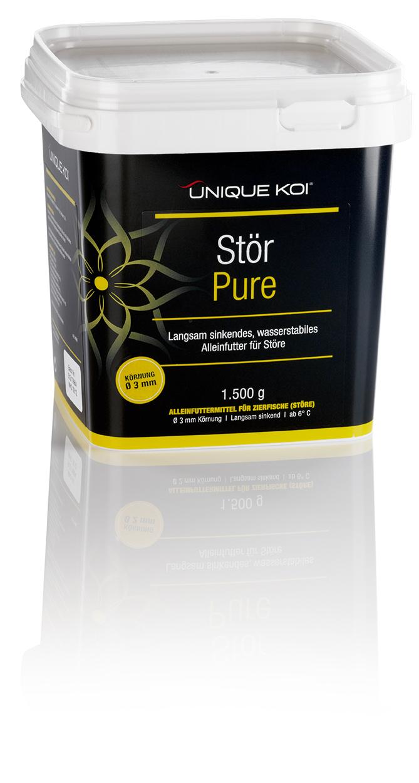 Unique Koi Stör Pure Ø 3 mm - 1,5 Kg