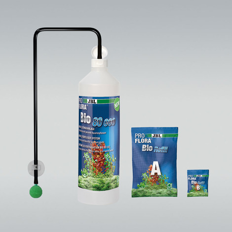 Bio CO2-Düngeanlage - JBL ProFlora Bio80 eco