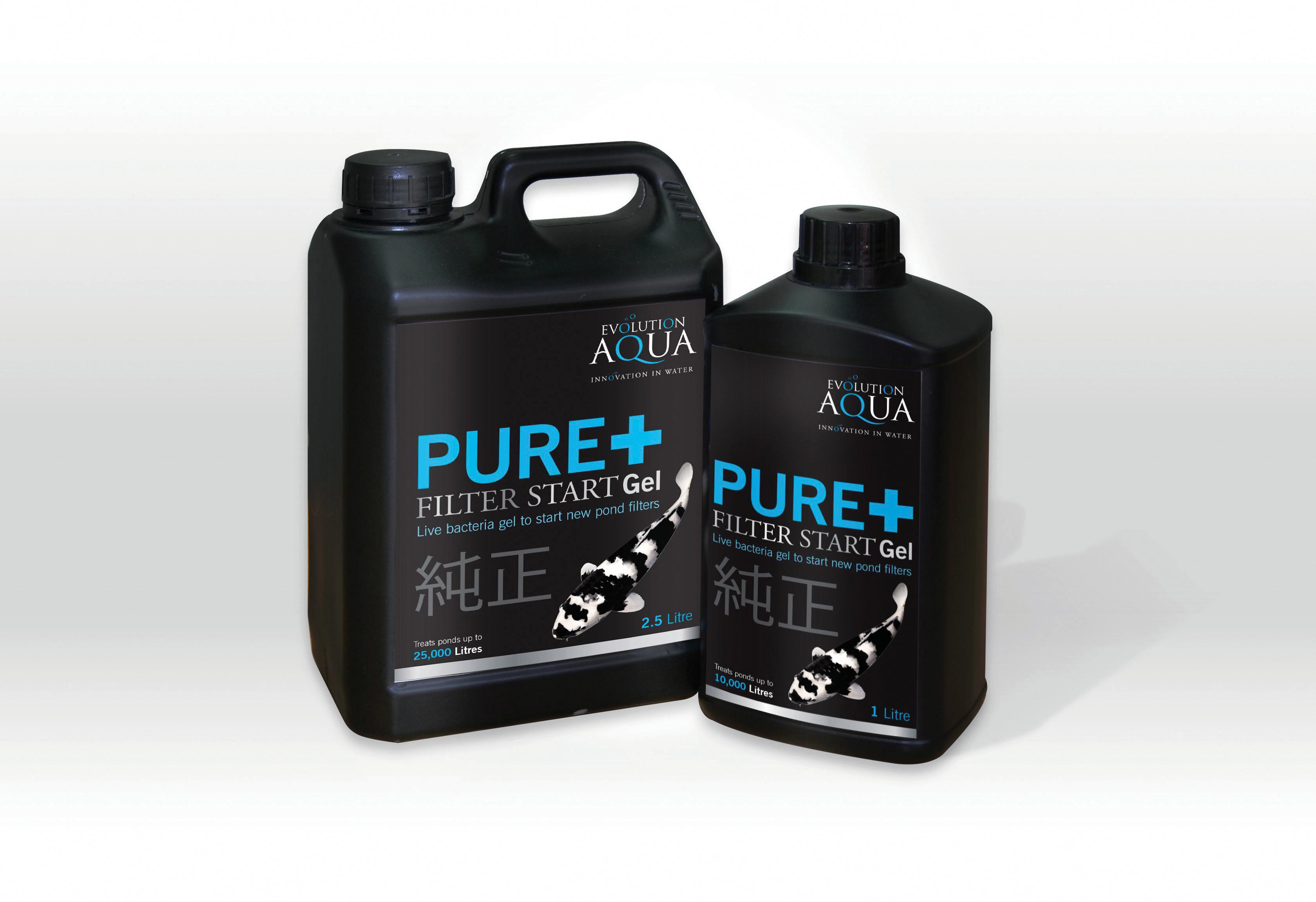 Pure+ Filterstart Gel - 2.5Liter