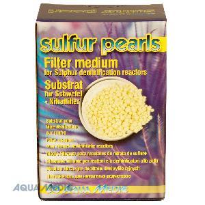sulfur pearls 5 l Eimer - Substrat für Schwefelnitratfilter