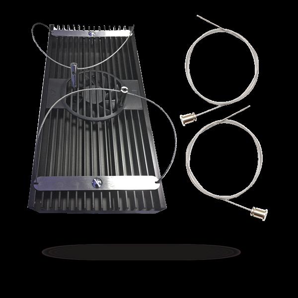 AI Seilaufhängung Einzelleuchte HD32/64