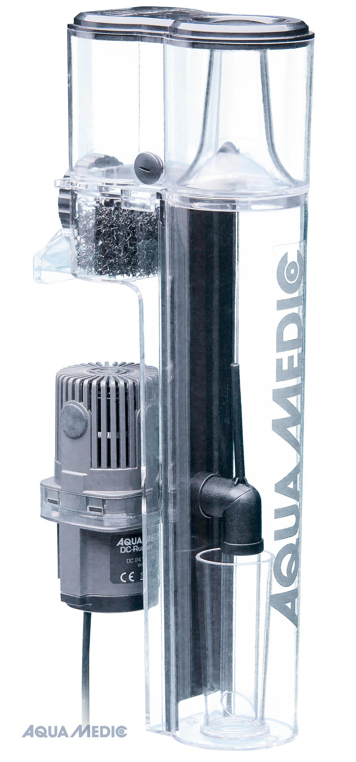 EVO 500 - Motorbetriebener regelbarer Innenabschäumer für Meerwasseraquarien bis 250 Liter Inhalt.