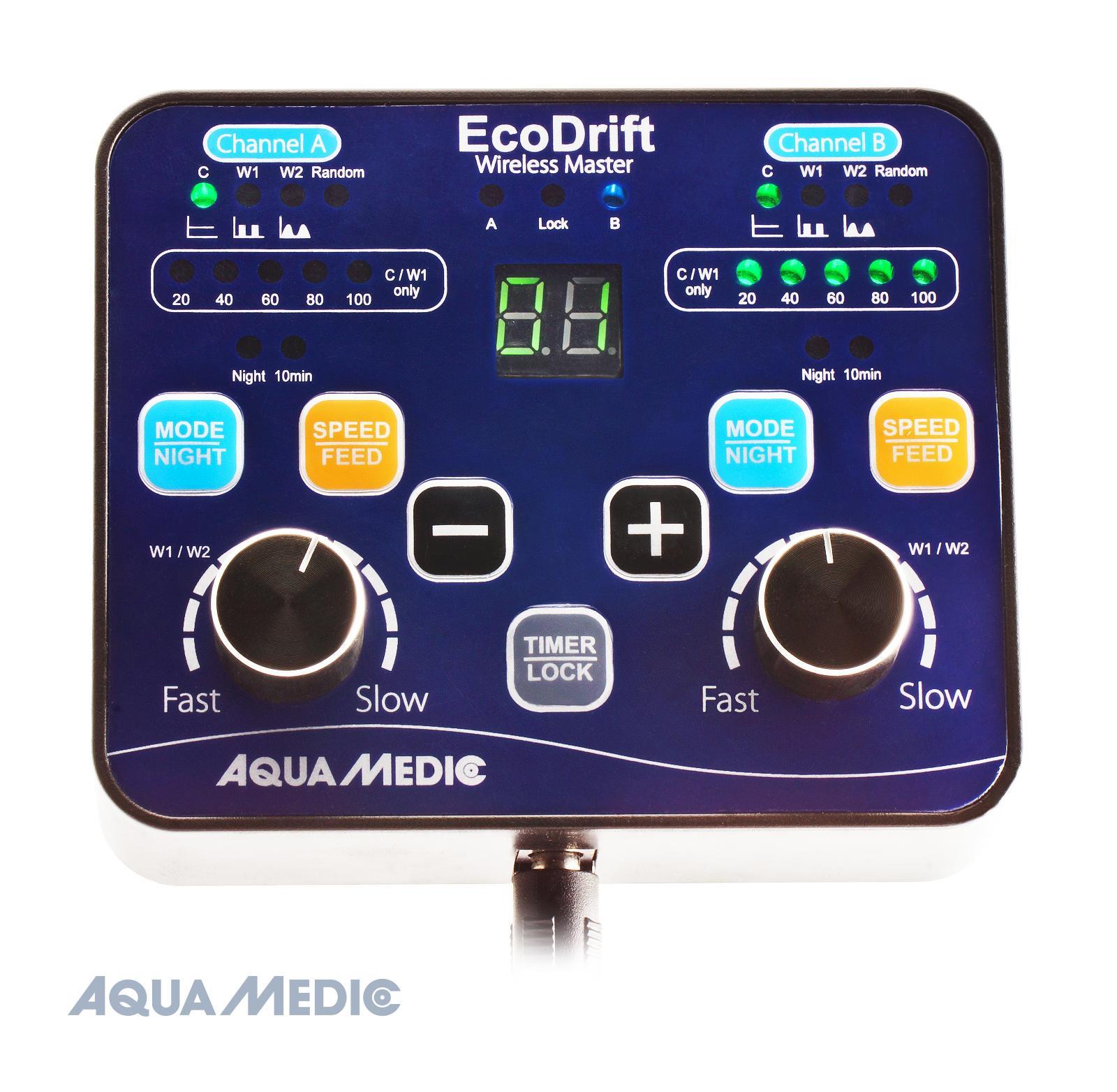 EcoDrift Wireless Master Controller - Wireless Steuerung für EcoDrift Stömungspumpen der Serie x.1