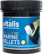 Platinum Marine Pellets Ø 1,5 mm - 300g