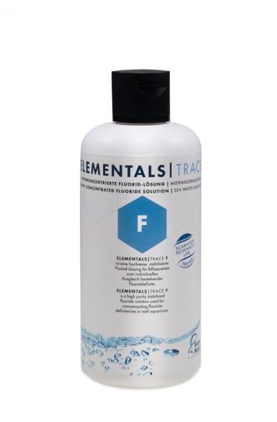 Fauna Marin - ELEMENTALS TRACE F 250ml Hochkonzentrierte Fluorid-Lösung für Meerwasseraquarien