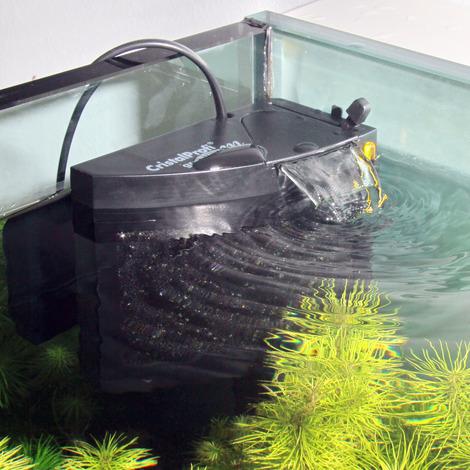 JBL CristalProfi m greenline - Mattenfilter inkl. Pumpe für Aquarien von 20 – 80 l