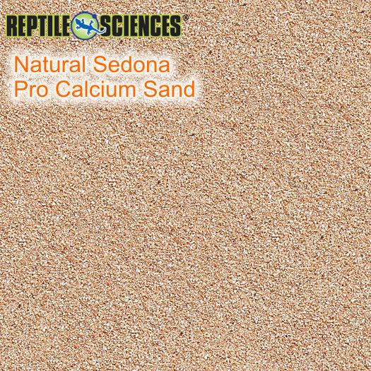 Naural Sedona Pro Calzium Sand 4,54 kg Beutel