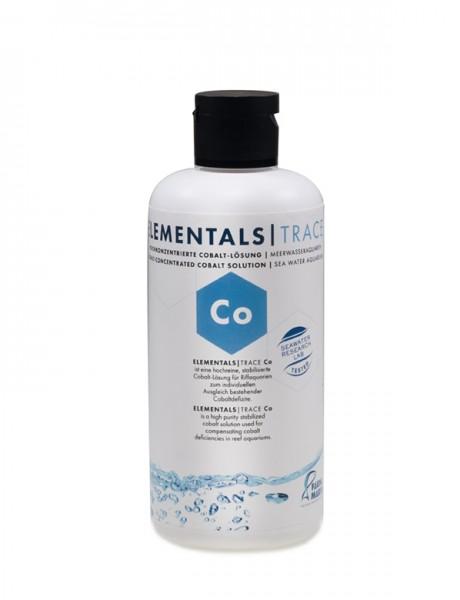 Fauna Marin - ELEMENTALS TRACE Co 250ml Hochkonzentrierte Kobalt-Lösung für Meerwasseraquarien
