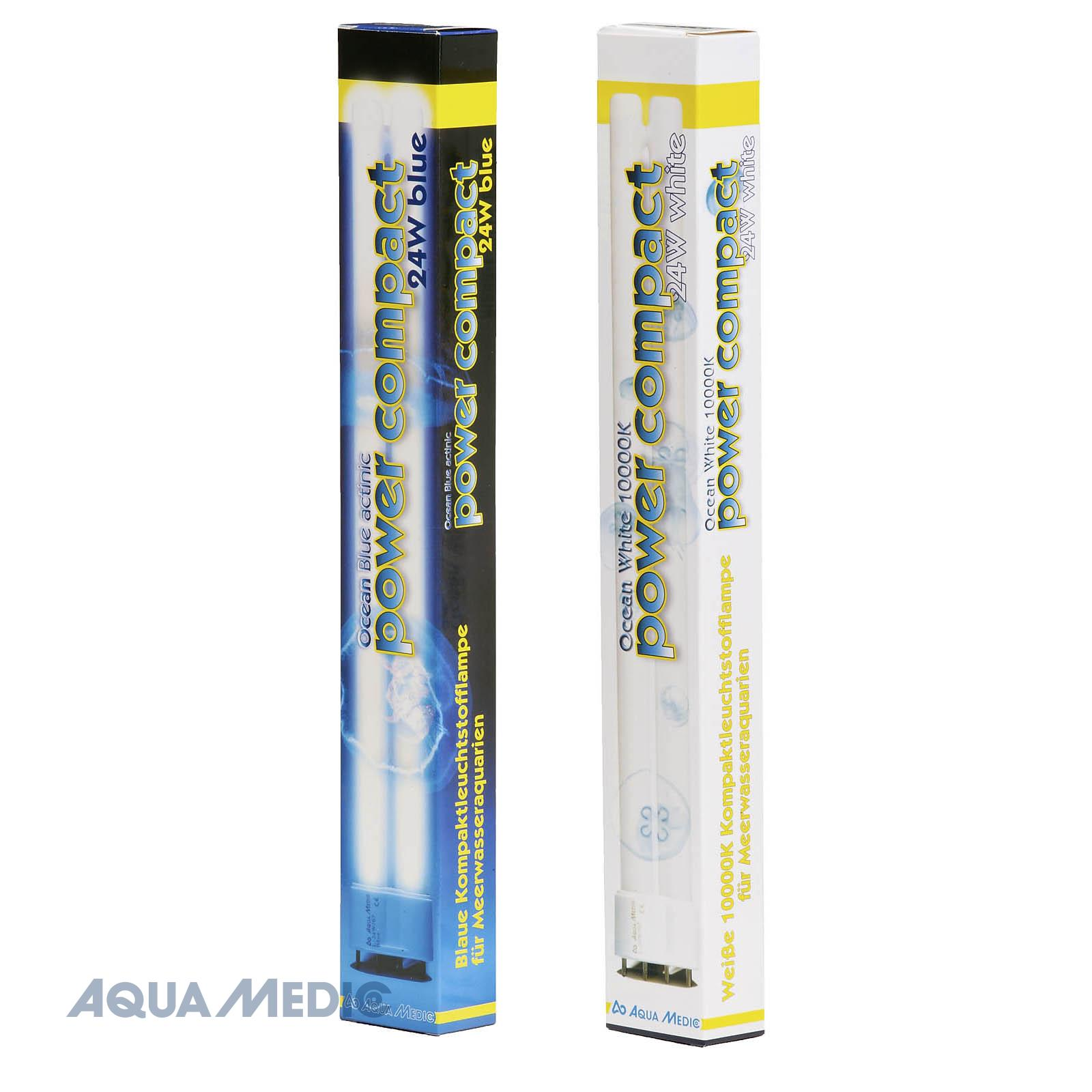 Ocean White Power Compact 24 W - Blauweiße Kompaktleuchtstofflampe