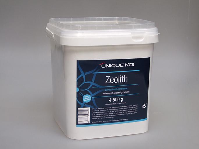 Unique Koi Zeolith - 4.5kg