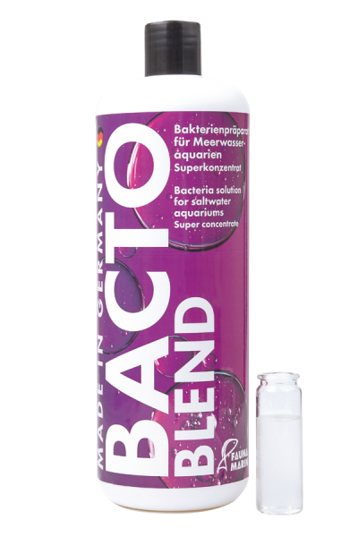 Bacto Blend 1000ml All in One Bakterien für Riffaquarien