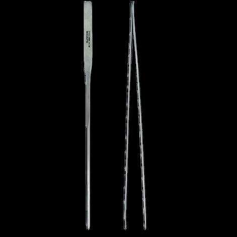 JBL ProScape Tool P 30 slim line 30 cm - Schlanke, gerade Pinzette zum Dekorieren und Einsetzen von