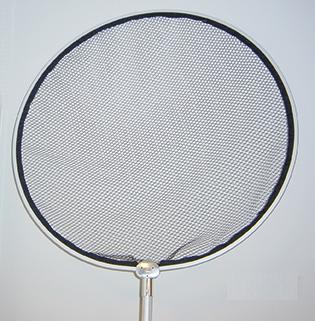 Koi Kescher Teleskopstiel bis 3,0 m - Durchmesser 80 cm