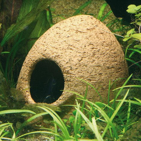 JBL Keramik Ablaichhöhle - Keramik-Höhle für Süßwasser-Aquarien