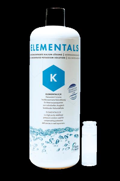 Fauna Marin - ELEMENTALS K 1000ml Kalium Lösung Konzentrat