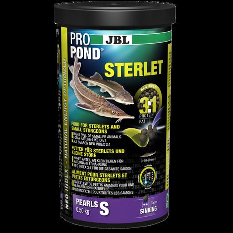 JBL ProPond Sterlet S 0,5 kg
