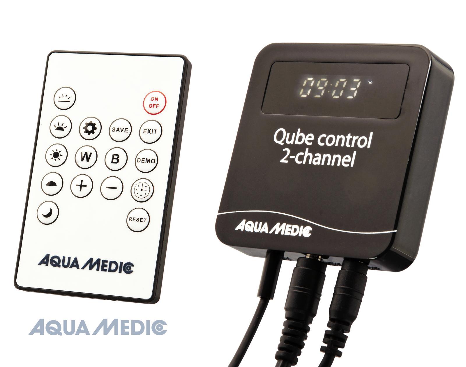 Qube control - 2-Kanal-Lichtsteuerung für Qube