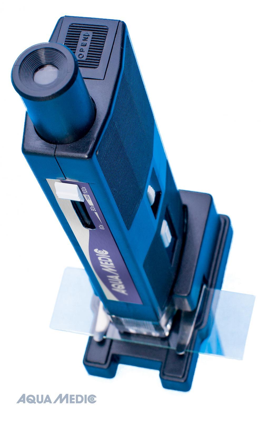 Taschenmikroskop mit Beleuchtung - Aqua Medic