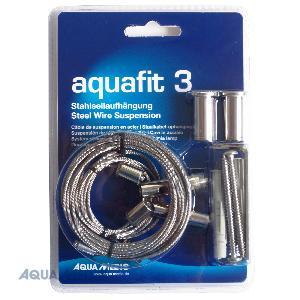 aquafit 3 Stahlseilaufhängung