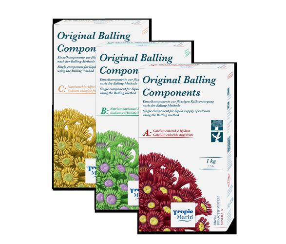 Tropic Marin Bio-Calcium ORIGINAL Balling Part C 1 kg