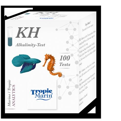 Tropic Marin KH/Alkalinity Test Meerwasser
