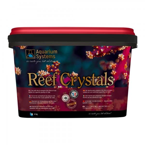 Aquarium Systems - Reef Crystals 4 Kg Eimer