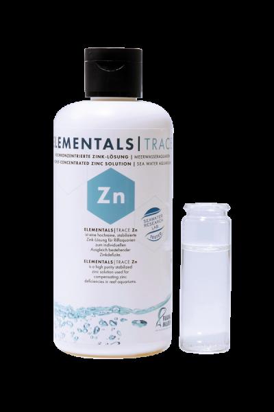 Fauna Marin - ELEMENTALS Trace Zn 250ml Hochkonzentrierte Zink-Lösung