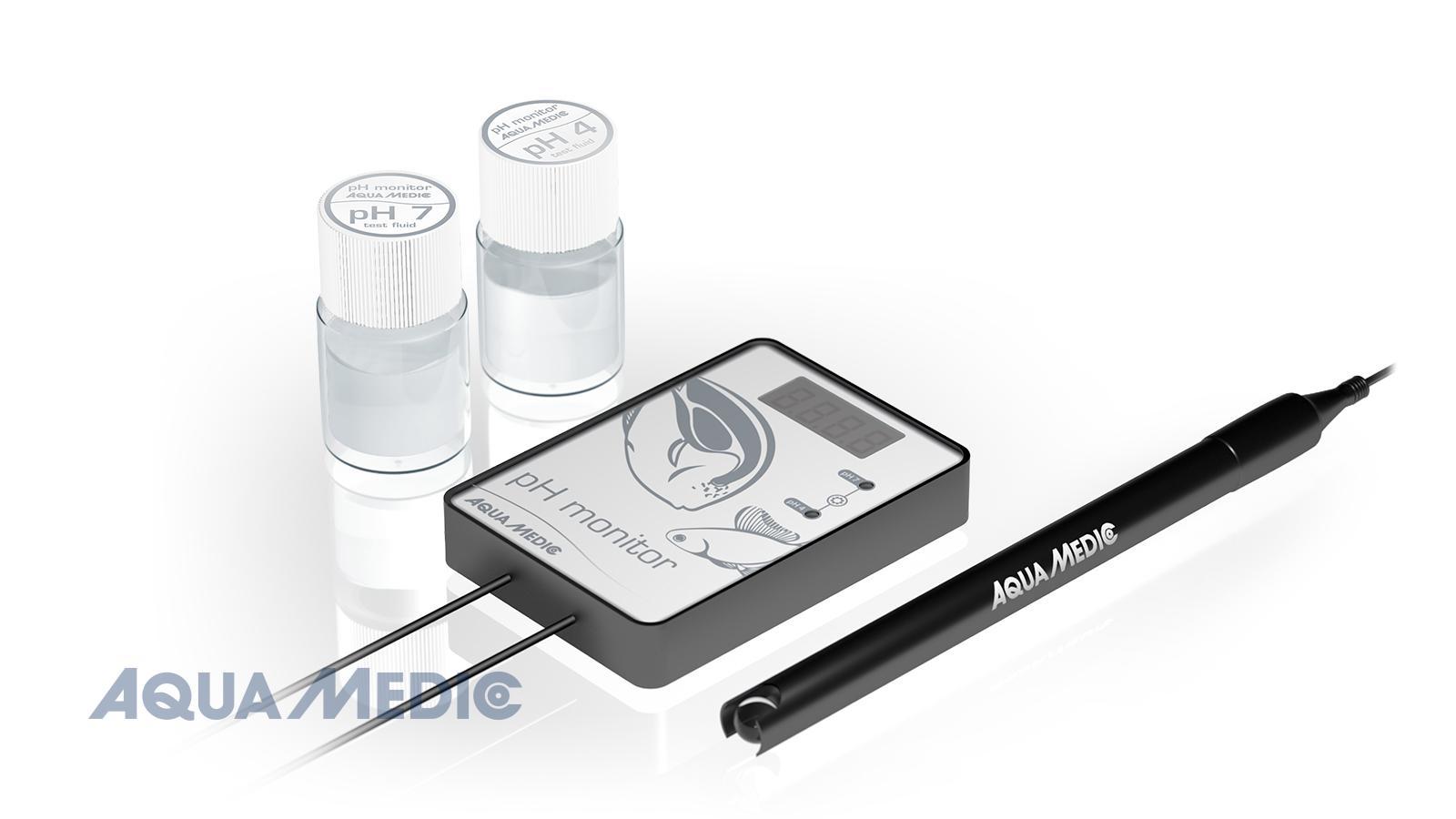 pH monitor - pH Messgerät zur genauen Messung des pH-Wertes