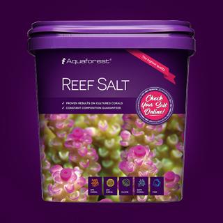 Aquaforest Reef Salz 22 Kg Eimer