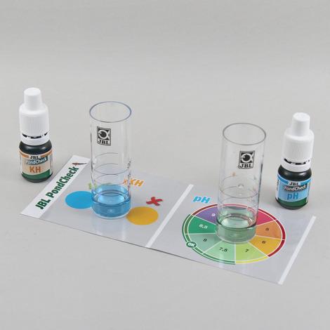 JBL PondCheck - Schnelltest zur Bestimmung von pH- und KH-Wert