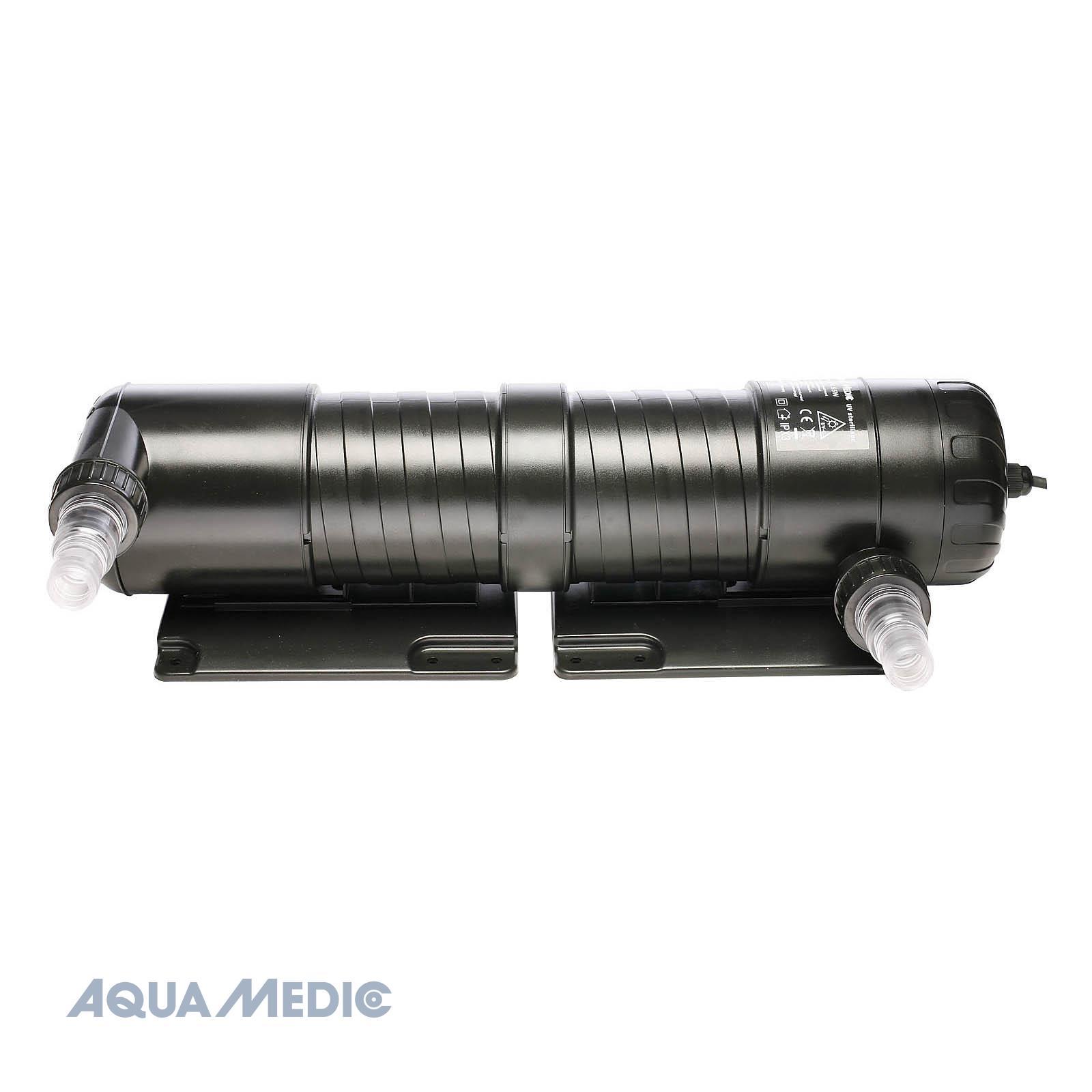 Helix Max 36 W - Wasserklärer für Meer- und Süßwasseraquarien und Gartenteiche