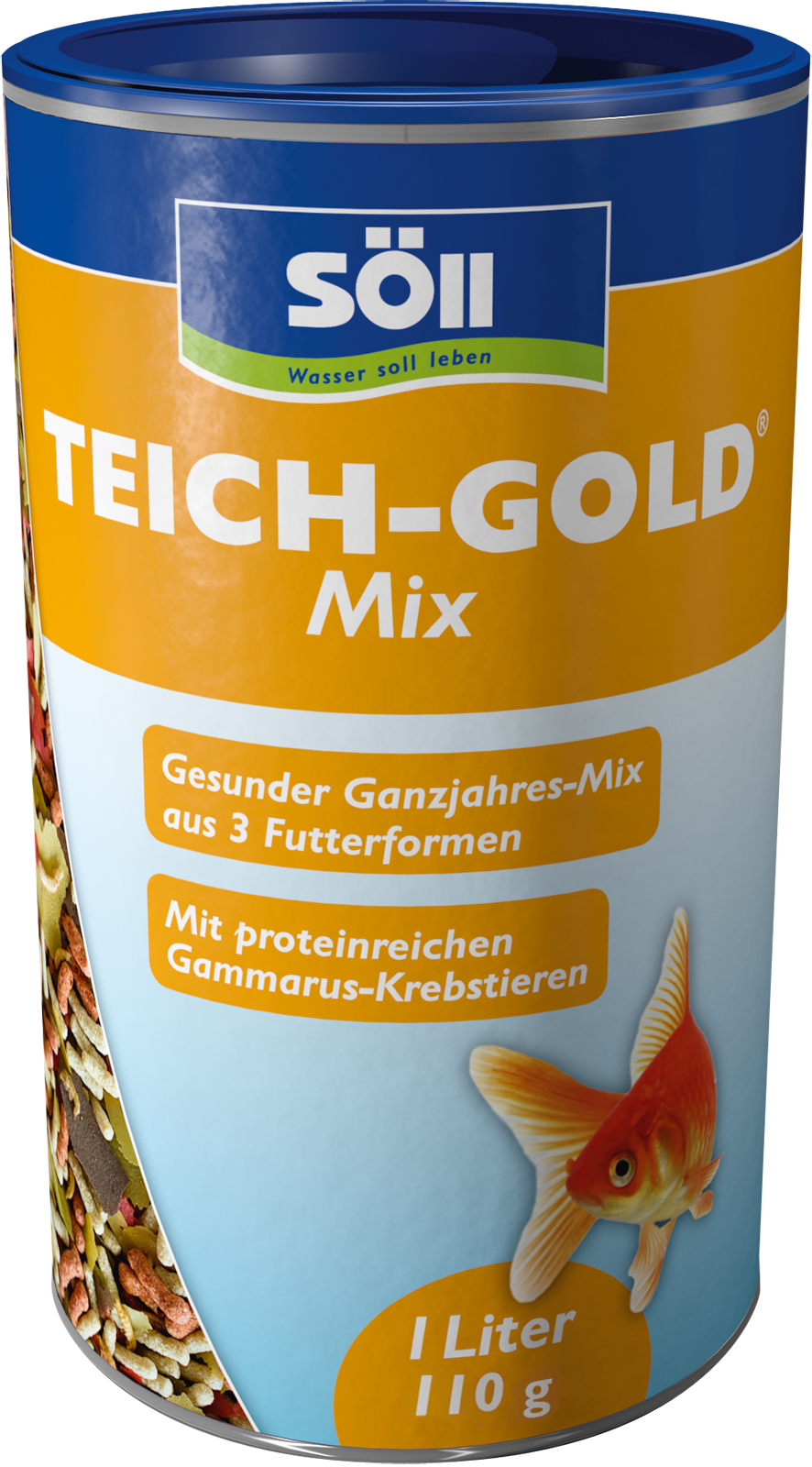 TEICH-GOLD Mix 1 Liter