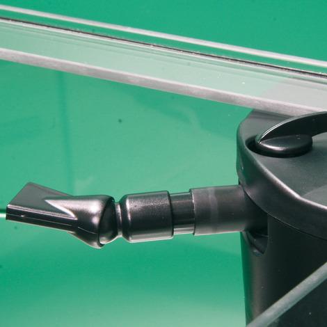 JBL WideSet 12/16 - Wasserauslauf-Set mit Breitstrahlrohr für Innenfilter von Aquarien