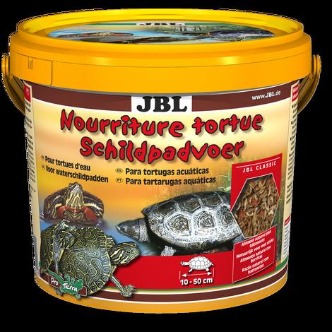 Hauptfutter für Wasserschildkröten - 2500 ml