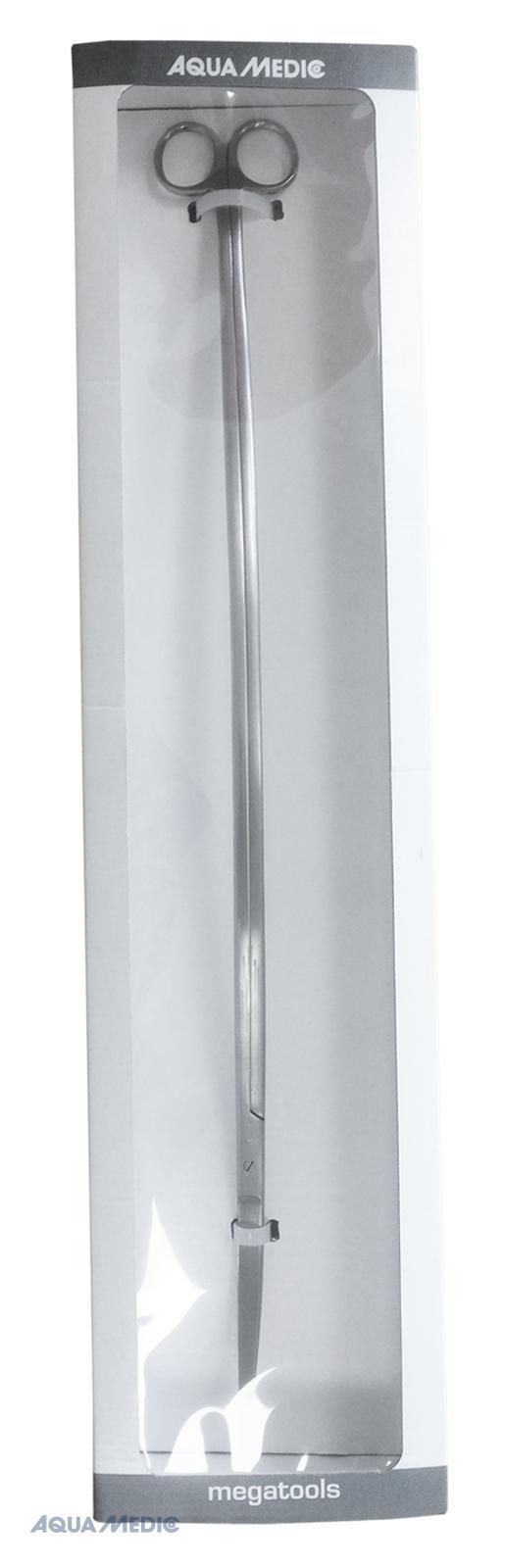 Gebogene Edelstahlschere - Länge ca. 60 cm