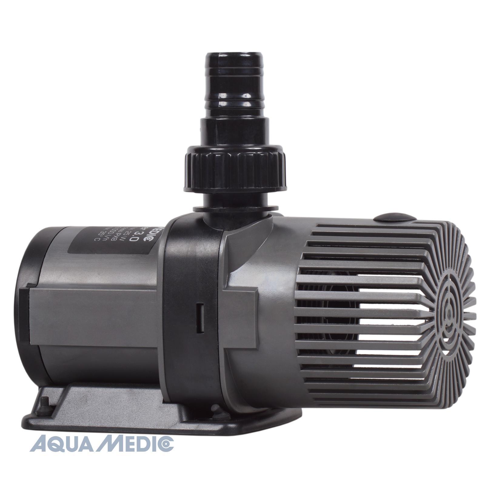 EVO 3000 - Motorbetriebener regelbarer Außenabschäumer für Meerwasseraquarien von 500 – 1.500 l Inh