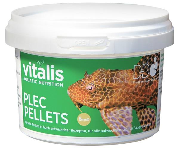 vitalis Plec Pellets Ø 8mm - 300g