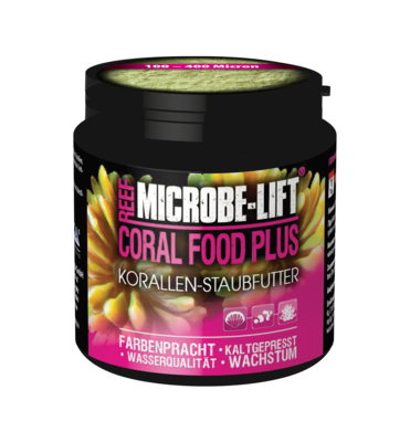 Microbe-Lift Coral Food Plus Staubfutter 150 ml 90 g