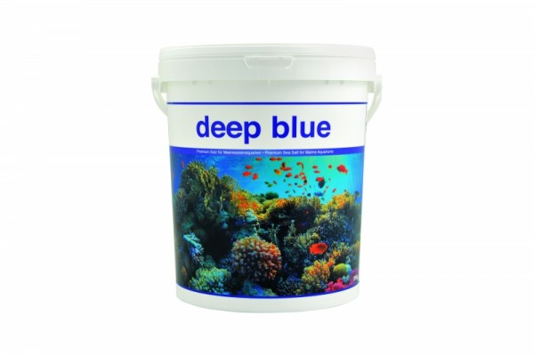 Deep Blue Sea-Salz 4 Kg Eimer